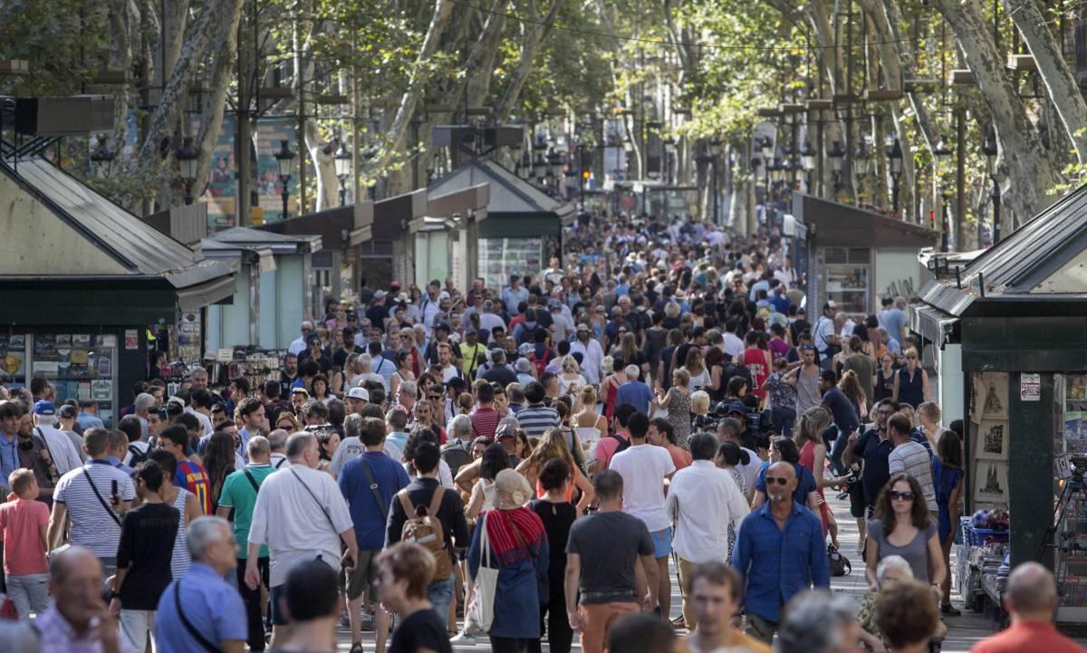 El Barça obrirà una macrobotiga al costat de Canaletes