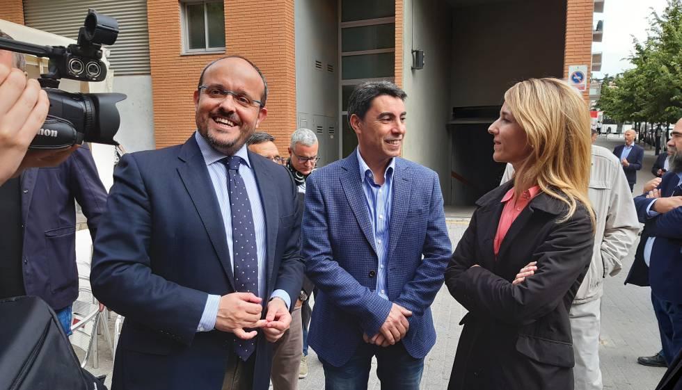 El retorn de Cayetana a Catalunya