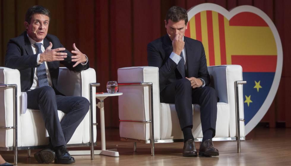 Rivera i Valls: cronologia d'un divorci anunciat