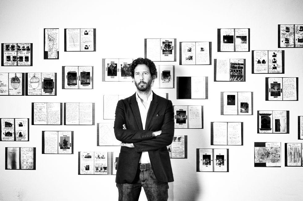 José Roca, director artístico del espacio Flora Ars+Natura