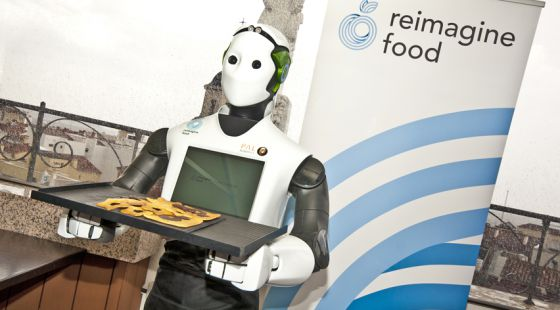 Resultado de imagen para El robot que cocina sería una realidad en cinco años