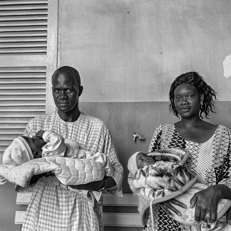 Resultado de imagen de gemelos africanos
