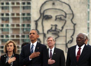 Resultado de imagen para Fotos discurso de Obama en Cuba