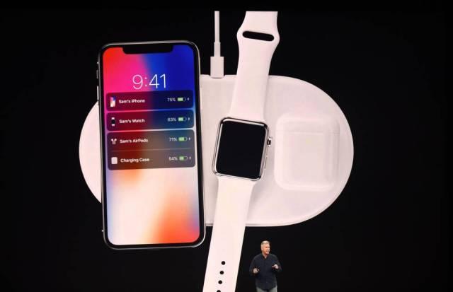 Apple lanzará un cargador para que los consumidores recarguen todos sus dispositivos a la vez.