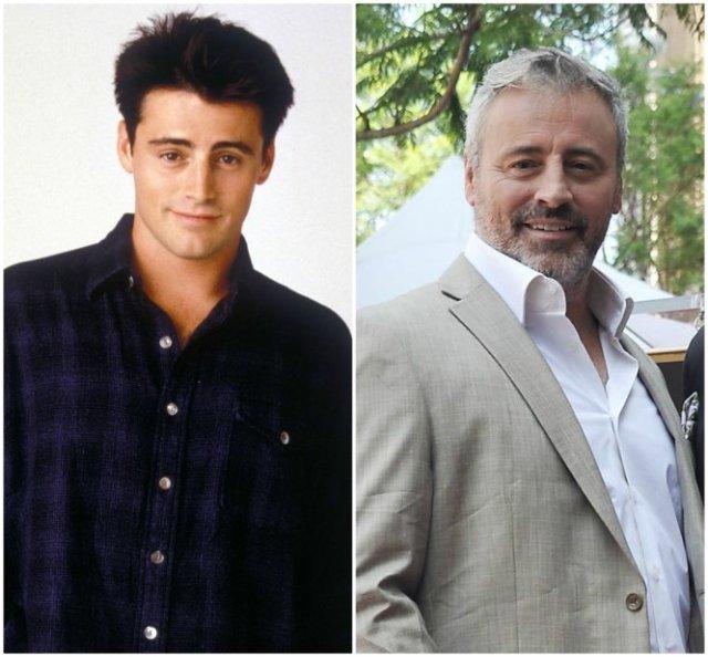 """Para Matt LeBlanc, de 52 años, 'Friends' no terminó en 2004, sino dos años después con 'Joey', una secuela sobre su personaje Joey Tribbiani que duró dos temporadas. Su personaje abandona Nueva York y se muda a Los Ángeles para perseguir su sueño de ser actor. Según uno de los productores, esta serie obtenía unos datos de audiencia muy bajos porque """"no tenía el mismo tono"""" que su antecesora. Su cancelación fue un respiro para el actor, que estaba cansado de trabajar en televisión. LeBlanc no volvió a aparecer en las pantallas hasta 2010, cuando protagonizó 'Episodes'. Por esta serie, obtuvo una nominación al Globo de Oro como mejor actor en 2012. Actualmente trabaja en la serie 'Man with a Plan', una comedia sobre un hombre que pasa más tiempo con sus hijos cuando su mujer decide volver a trabajar."""