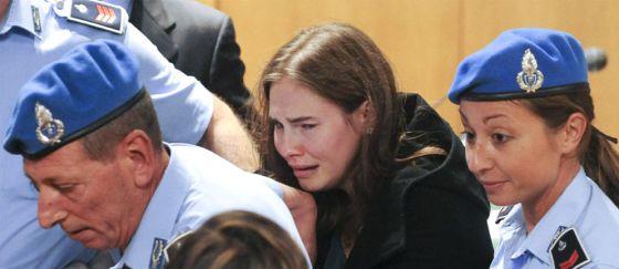 Amanda Knox Convicted