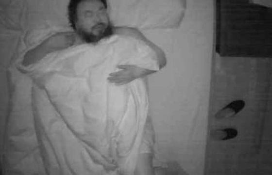 Una captura de pantalla de la web que Ai Weiwei dispuso para transmitir su vida 24 horas al día. Imagen tomada de la web de El Pais