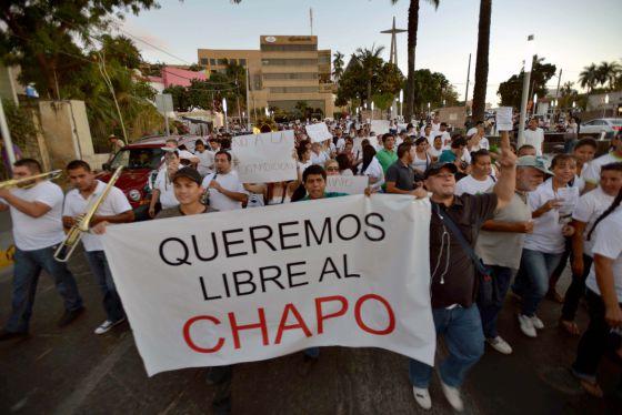 Lujos Del Chapo Guzman El