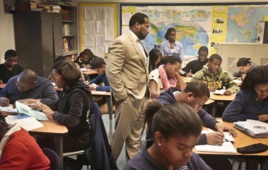 Nueva York se convierte en el epicentro de la segregación educativa en EE UU | Internacional | EL PAÍS