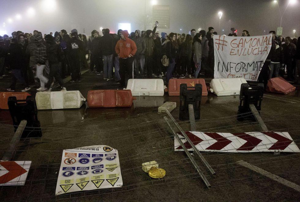 Protestas en Gamonal