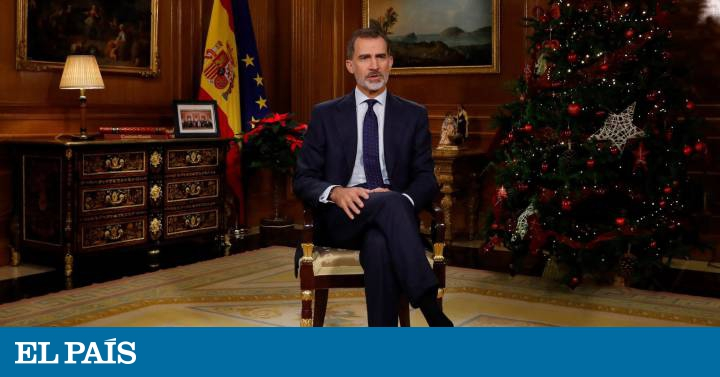 Spanish royal family: politicians from all parts of the spectrum respond to King Felipe's Christmas speech | In English