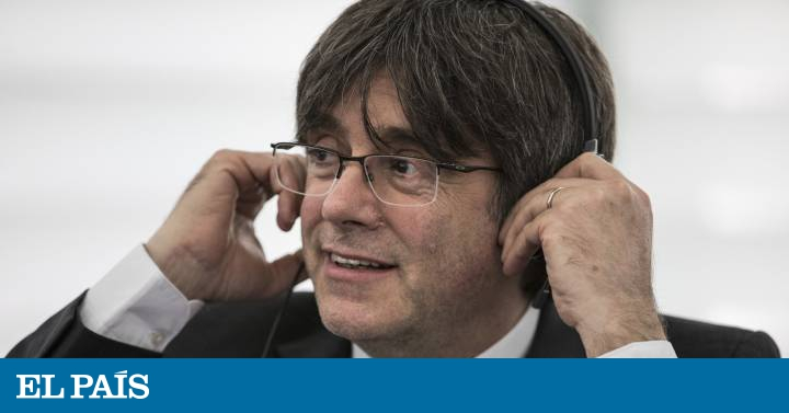 Carles Puigdemont: European Parliament launches procedure which could strip Catalan Members of immunity In English