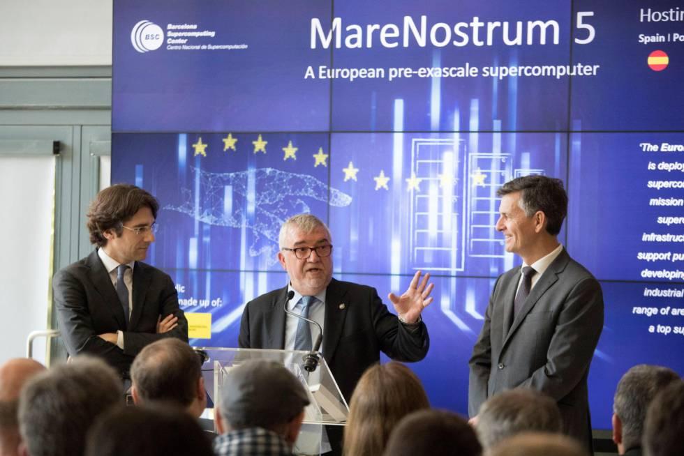 Barcelona impulsarà el disseny d'un processador de supercomputació europeu