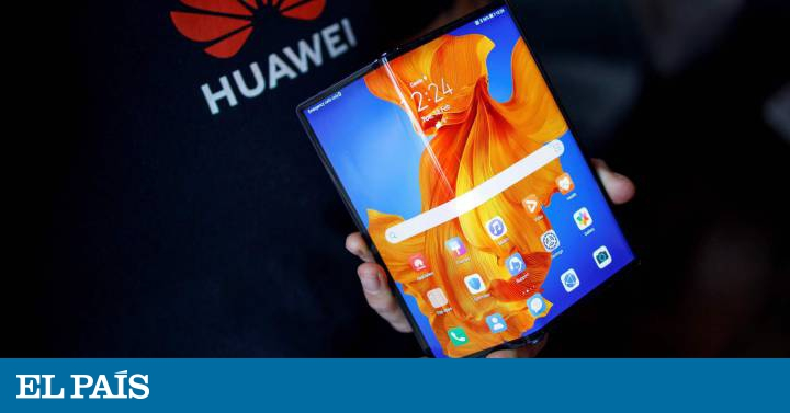 Huawei Mate Xs: the new mobile folding screen and unbreakable hinge | Technology
