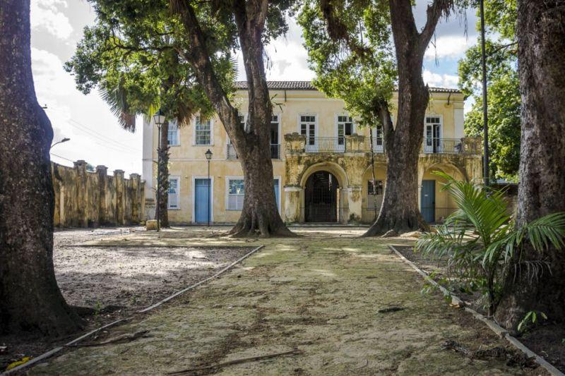 A Casa do Samba de Santo Amaro da Purificação, a principal do Recôncavo baiano.
