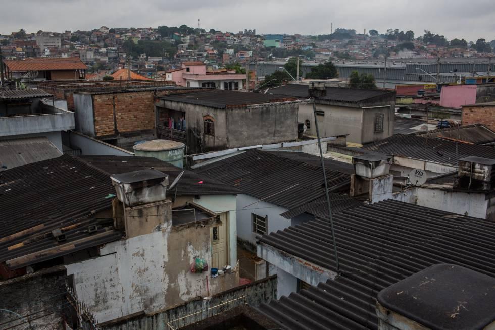 As ruas de José Bonifácio, na zona leste.