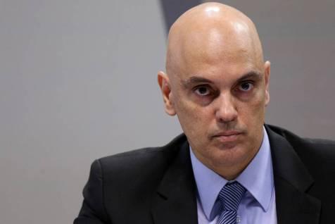 Resultado de imagem para ministro Alexandre de Moraes