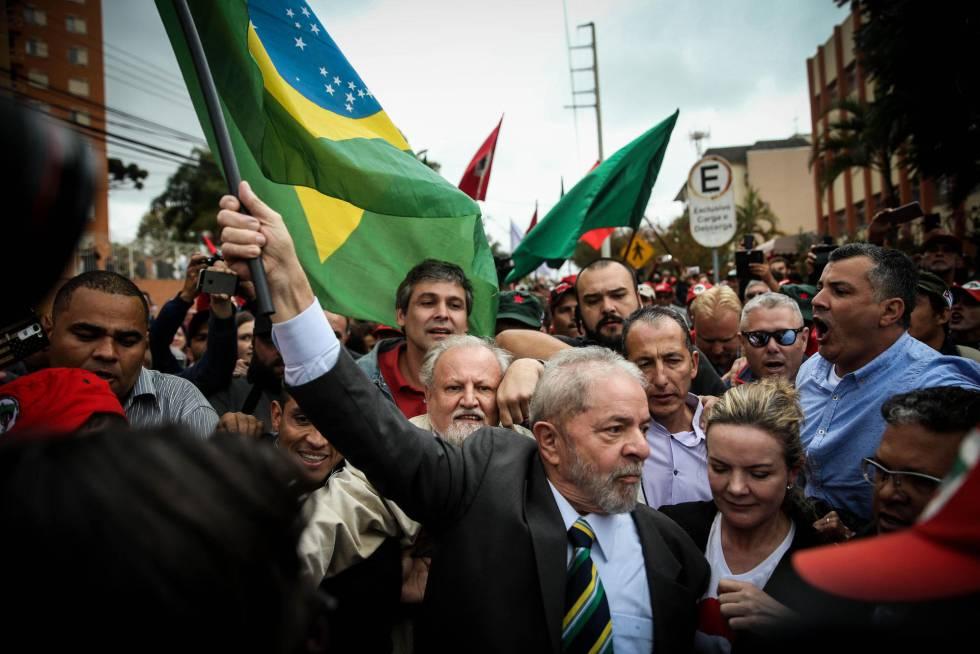 Depoimento de Lula em Curitiba