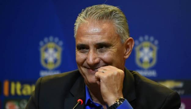 Resultado de imagem para Tite, da Seleção do Brasil