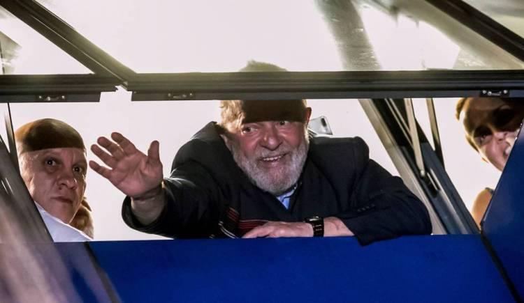 Lula preso Sergio Moro
