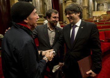 El 'caso Llach' abre una brecha entre los funcionarios y la Generalitat