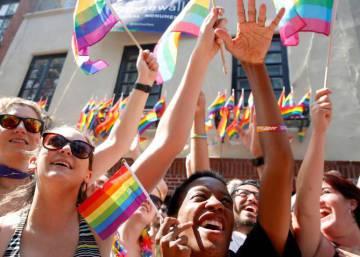 Así anuncia Madrid la capitalidad mundial del Orgullo Gay 2017