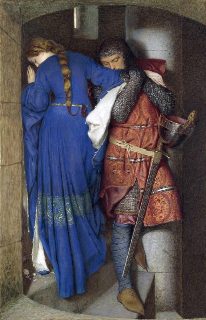 'Encuentro en la torre', de Burton.