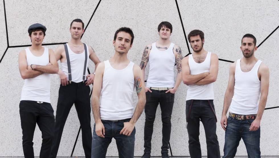 Joselito, Alvar, David, Adán, Jorge y Caleb, La M.O.D.A.