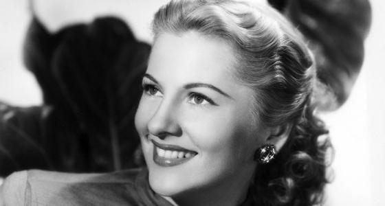 Joan Fontaine en una umagen de 1948.