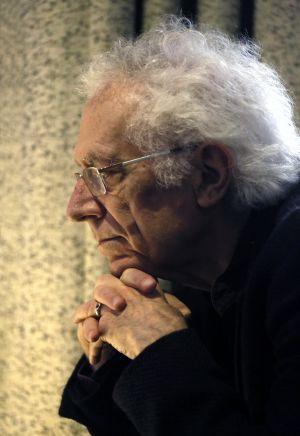 El filósofo e historiador Tzvetan Todorov, en Madrid.