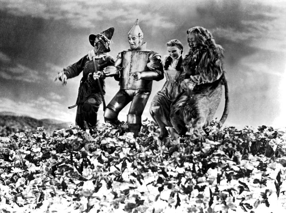 Fotograma de 'El mago de Oz', de Victor Fleming.