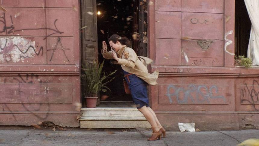 Daniela Vega en 'Una mujer fantástica', de Sebastián Lelio.