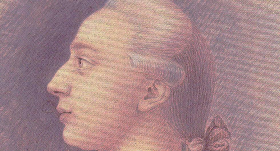 Retrato de Casanova.