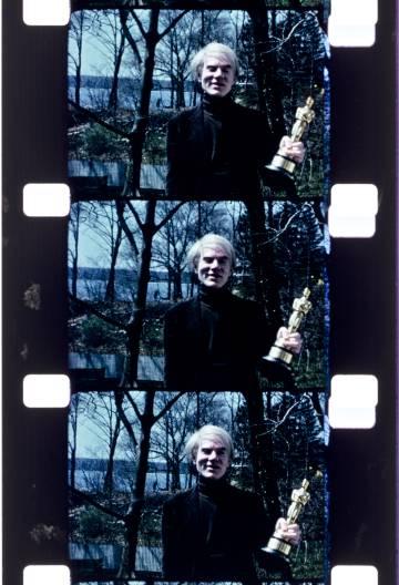 Andy Warhol, en 'Holy Fools', de Mekas.