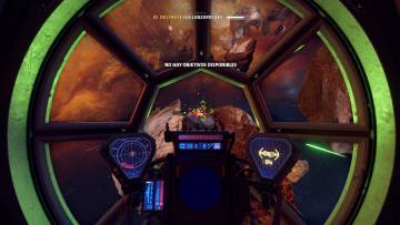 'Star Wars: Squadrons', at the controls of the galaxy