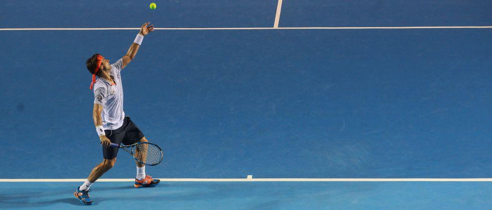 El tenis envejece