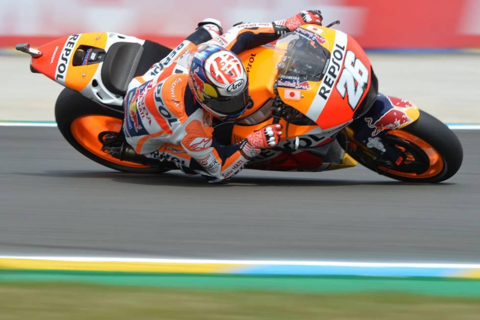 Moto GP Pedrosa