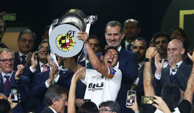El Valencia campeón de la Copa del Rey   Deportes   EL PAÍS