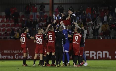 Mirandés: La Copa que lo cambió todo en Miranda   Deportes   EL PAÍS