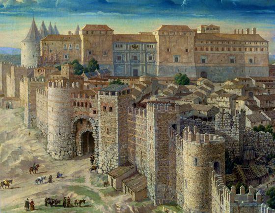 Madrid 1561