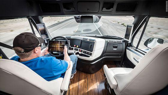Camión Freightliner Inspiration