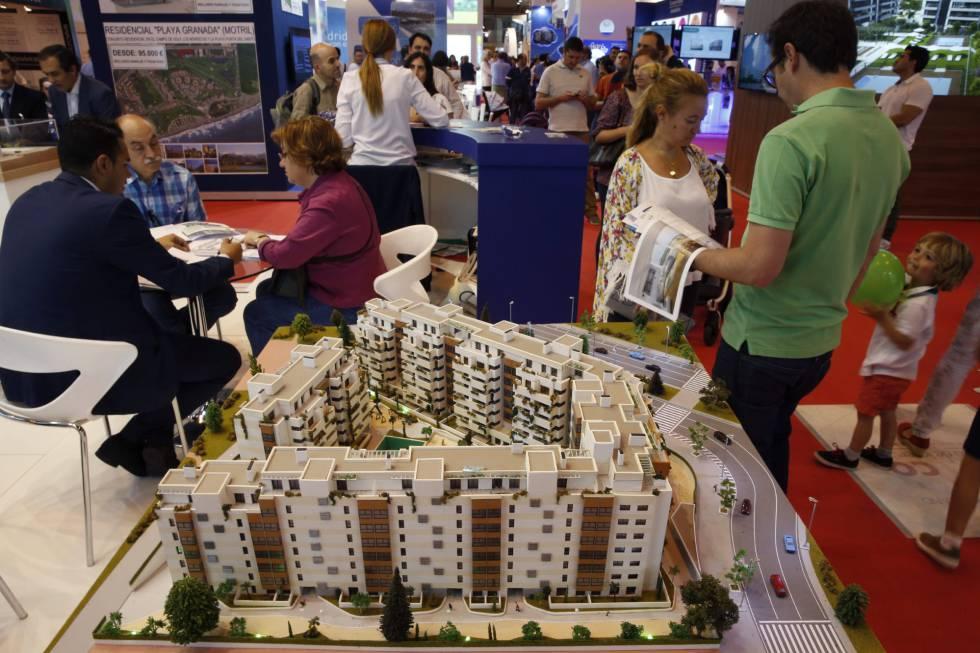 El Salón Inmobiliario Internacional de Madrid, SIMA
