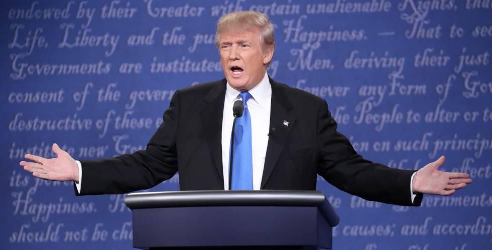 Donald Trump, presidente electo de Estados Unidos.