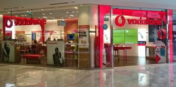 Tienda de Vodafone.