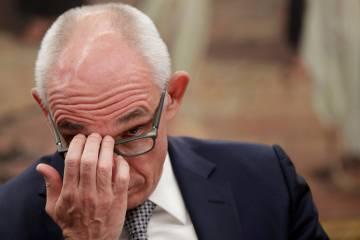 El presidente ejecutivo saliente de Vale, Fabio Schvartsman, en febrero.