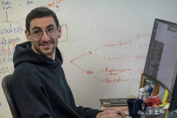 Rubén Galindo, cofundador de Airtm.