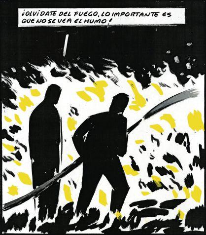 El Roto. El País, 12 de junio de 2012.