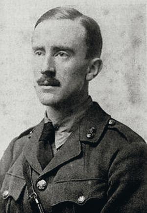El autor de 'El señor de los anillos' describió el mal absoluto tras participar en el Somme.
