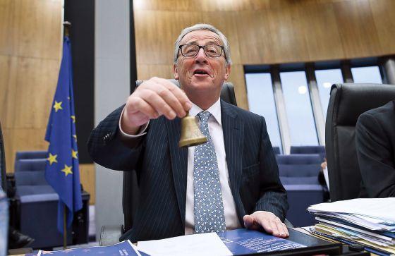 El presidente de la Comisión Europea y ex primer ministro de Luxemburgo, Jean-Claude Juncker.