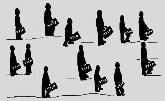 ODS y TTIP: las siglas del caos